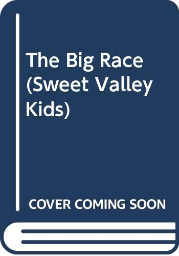 9780606029353: The Big Race (Sweet Valley Kids)