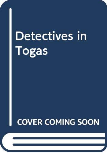 9780606032001: Detectives in Togas
