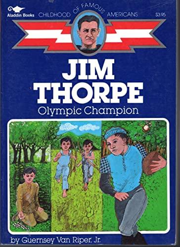 9780606032377: Jim Thorpe