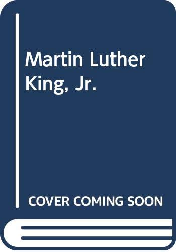 9780606032476: Martin Luther King, Jr.