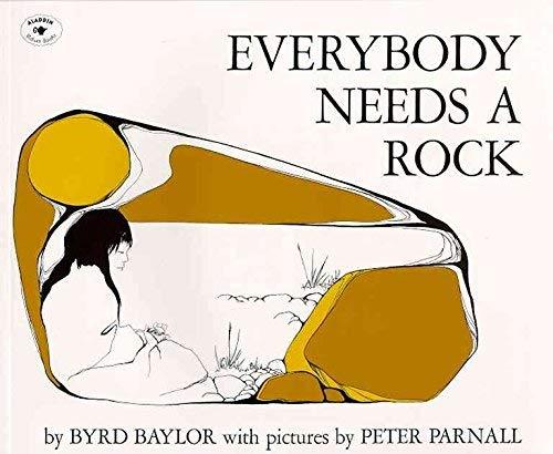 9780606033336: Everybody Needs a Rock