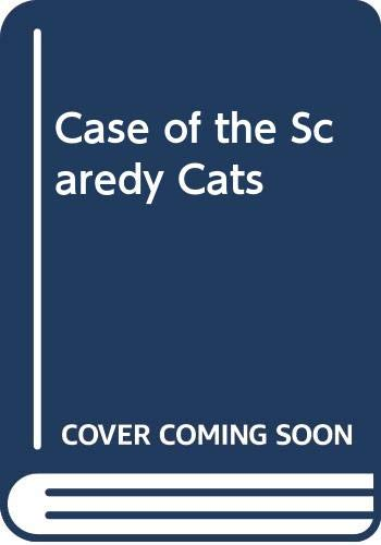 Case of the Scaredy Cats (0606033769) by Crosby Newell Bonsall