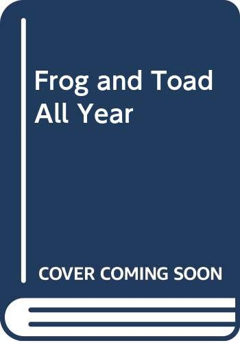9780606033794: Frog and Toad All Year
