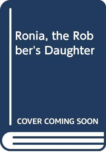 9780606034388: Ronia, the Robber's Daughter
