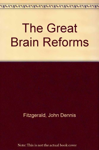 9780606034555: The Great Brain Reforms