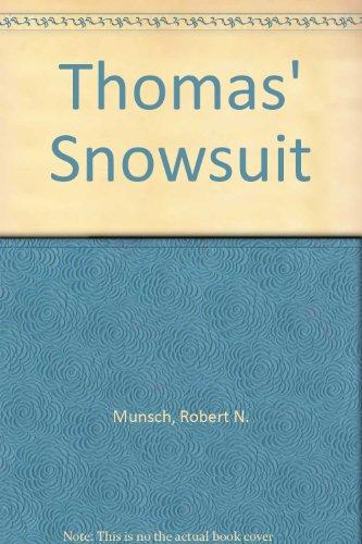 9780606034876: Thomas' Snowsuit
