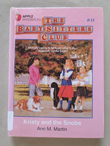 9780606035477: Kristy and the Snobs (Baby-Sitters Club)