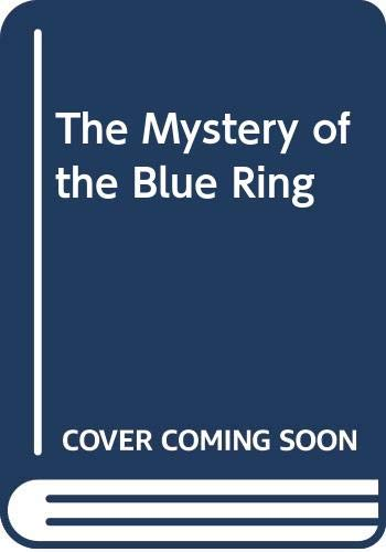 9780606036245: The Mystery of the Blue Ring