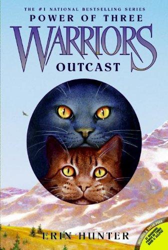 Outcast (Turtleback School & Library Binding Edition) (Warriors: Power of Three): Erin Hunter