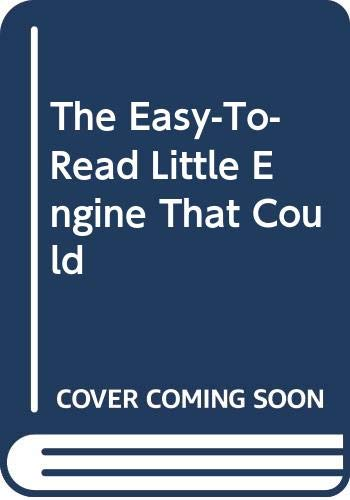 9780606037747: The Easy-To-Read Little Engine That Could
