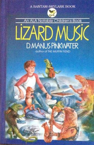 9780606038508: Lizard Music