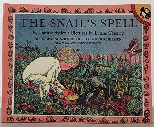 The Snail's Spell (0606039244) by Ryder, Joanne