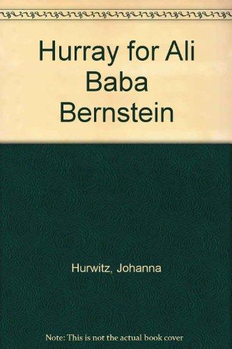 9780606039437: Hurray for Ali Baba Bernstein