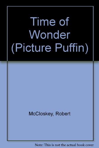 9780606039772: Time of Wonder (Picture Puffin)