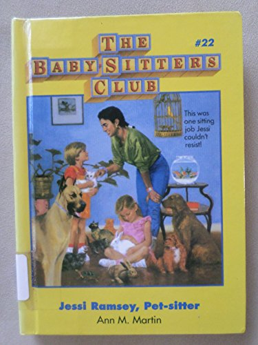 9780606040860: Jessi Ramsey, Pet-sitter (Baby-Sitters Club)