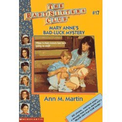 9780606040907: Mary Anne's Bad-Luck Mystery (Baby-sitters Club)