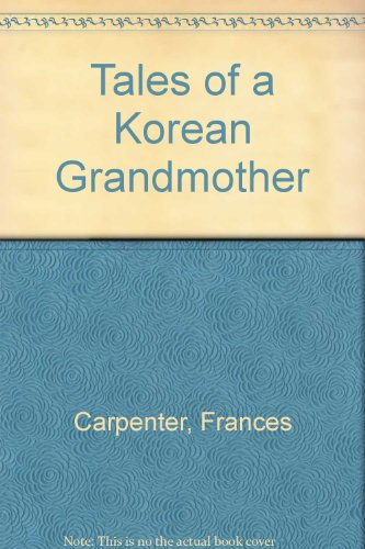 9780606041409: Tales of a Korean Grandmother