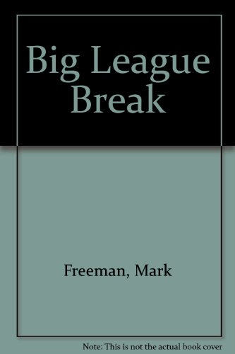 9780606041737: Big League Break (Rookies Series)
