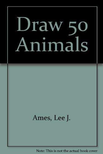 9780606042062: Draw 50 Animals