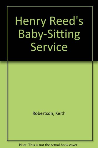9780606042451: Henry Reed's Baby-Sitting Service