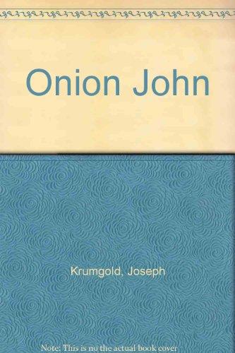 9780606042512: Onion John