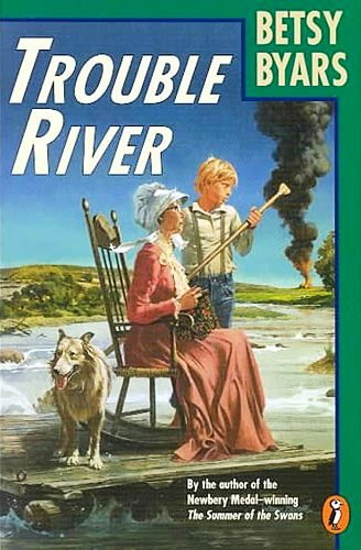 9780606043960: Trouble River