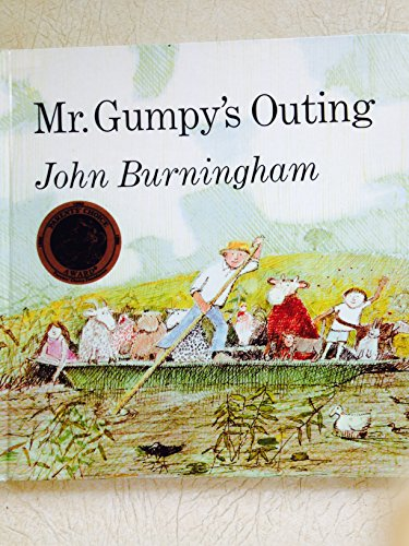 Mr. Gumpy's Outing (0606044825) by Burningham, John
