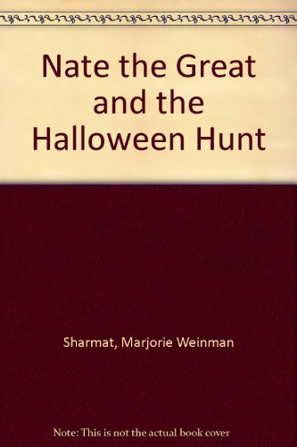 9780606044875: Nate the Great and the Halloween Hunt