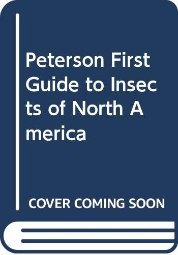 9780606045070: Peterson First Guide to Insects of North America