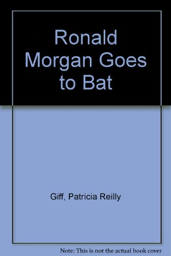 9780606045292: Ronald Morgan Goes to Bat