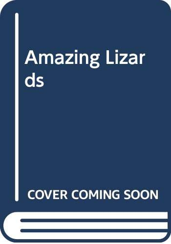 9780606046039: Amazing Lizards