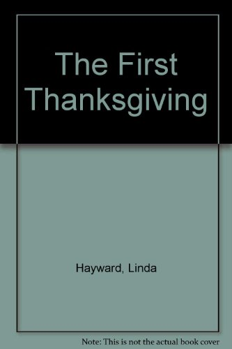 9780606046718: The First Thanksgiving