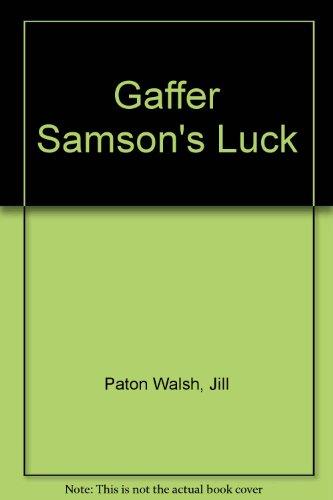 9780606046770: Gaffer Samson's Luck