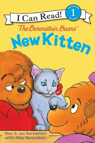 9780606047746: The Berenstain Bears' New Kitten (Turtleback School & Library Binding Edition) (I Can Read! Beginning Reading: Level 1 (Prebound))