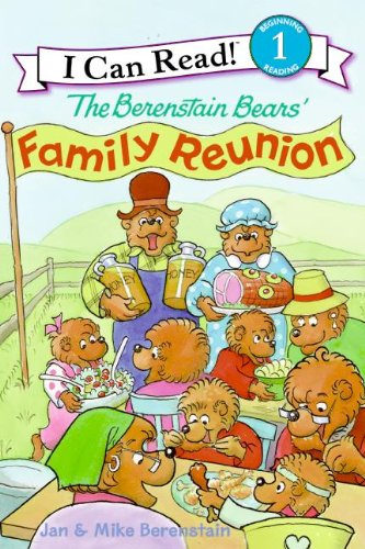 9780606047760: The Berenstain Bears' Family Reunion (Turtleback School & Library Binding Edition) (I Can Read! Level 1: the Berenstain Bears)