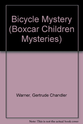9780606048781: Bicycle Mystery (Boxcar Children Mysteries)