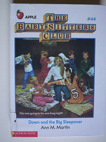 9780606049023: Dawn and the Big Sleepover (Baby-sitters Club)