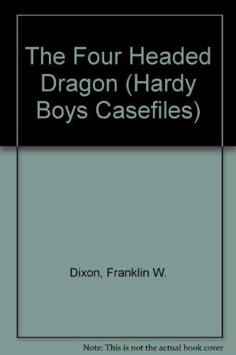 9780606049221: The Four-Headed Dragon (Hardy Boys Digest, Book 69)