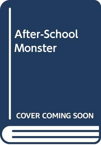 9780606051088: After-School Monster (Picture Puffins)