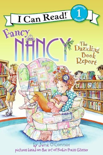 The Dazzling Book Report (Turtleback School & Library Binding Edition) (Fancy Nancy (Promotional Items)) (0606051309) by Jane O'Connor