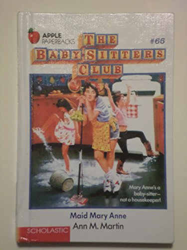 Maid Mary Anne (Baby-sitters Club) (0606051384) by Ann M. Martin