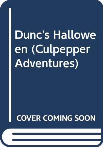 9780606052450: Dunc's Halloween (Culpepper Adventures)