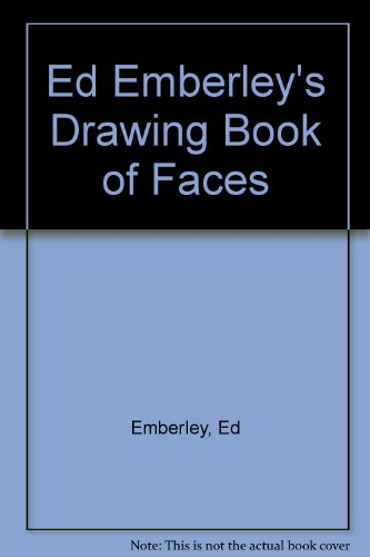 9780606052504: Ed Emberley's Drawing Book of Faces