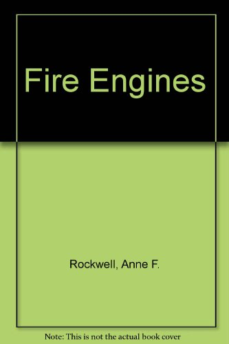 9780606052870: Fire Engines