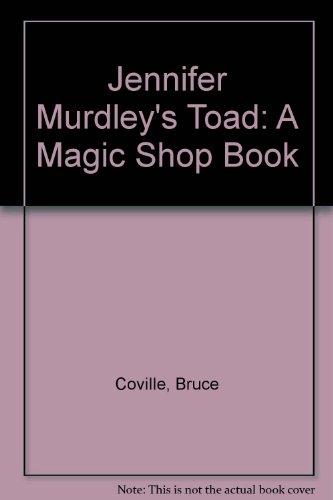 9780606053822: Jennifer Murdley's Toad