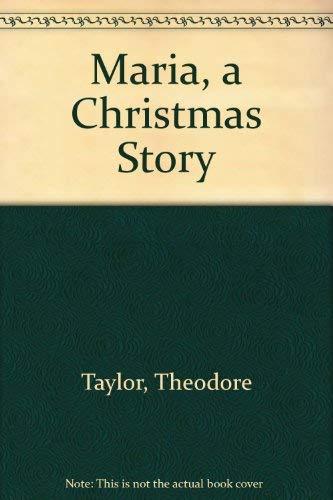 9780606054522: Maria, a Christmas Story