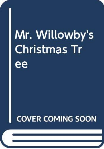 9780606054836: Mr. Willowby's Christmas Tree