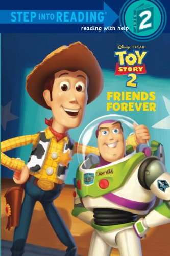 9780606054850: Friends Forever (Turtleback School & Library Binding Edition) (Step into Reading Step 2: Toy Story)