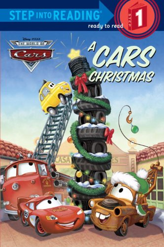 9780606056250: A Cars Christmas (Turtleback School & Library Binding Edition) (Step Into Reading: A Step 1 Book)