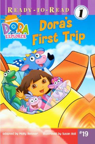 Dora's First Trip (Turtleback School & Library Binding Edition) (Nick Jr. Dora the ...